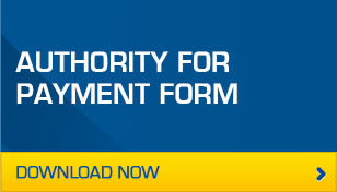 Authority For Payment form
